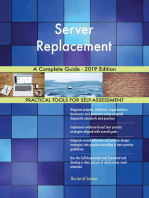 Server Replacement A Complete Guide - 2019 Edition