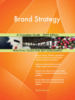 Brand Strategy A Complete Guide - 2019 Edition