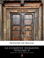 La Comédie humaine. Volume V