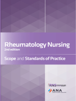 Rheumatology Nursing