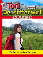 Toni der Hüttenwirt Classic 4 – Heimatroman