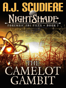The Camelot Gambit: The NightShade Forensic Files, #7