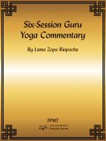 Six-Session Guru Yoga Commentary eBook