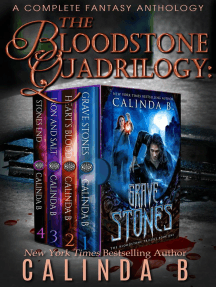 The Bloodstone Quadrilogy: A Complete Fantasy Anthology: The Bloodstone Quadrilogy