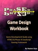 Phaser III Game Design Workbook