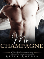 Mr Champagne (A Mr Billionaire Short Story)