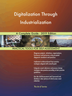 Digitalization Through Industrialization A Complete Guide - 2019 Edition
