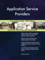 Application Service Providers A Complete Guide - 2019 Edition