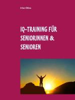 IQ-Training für Seniorinnen & Senioren