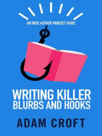 Writing Killer Blurbs and Hooks