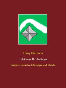 Telekinese für Anfänger: Beispiele, Versuche, Anleitungen und Modelle