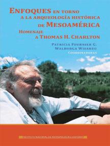 Enfoques en torno a la arqueología histórica de Mesoamérica: Homenaje a Thomas H. Charlton