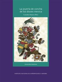 La joyería de concha de los dioses mexica.