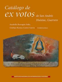 Catálogo de ex votos de San Andrés Huixtac, Guerrero