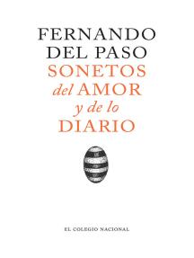Sonetos del amor y de lo diario