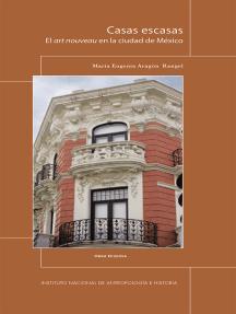 Casas escasas: El art nouveau en la Ciudad de México
