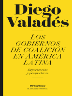 Los gobiernos de coalición en América Latina