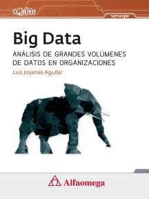 Big Data - Análisis de grandes volúmenes de datos en organizaciones