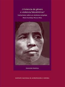 ¿Violencia de género o violencia falocéntrica?: Variaciones sobre un sis/tema complejo