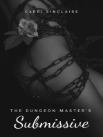 The Dungeon Master's Submissive