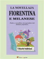 La novellaja fiorentina e milanese (Fiabe e novelline stenografate dal dettato popolare)