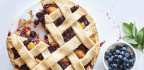 Blueberry Mango Pie