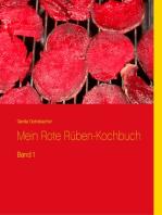 Mein Rote Rüben-Kochbuch