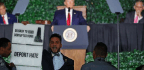 Why I Disrupted Trump's Speech at Jamestown