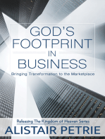 God's Footprint in Business