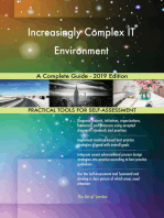 Increasingly Complex IT Environment A Complete Guide - 2019 Edition
