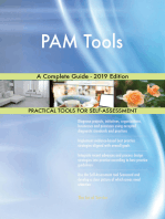 PAM Tools A Complete Guide - 2019 Edition