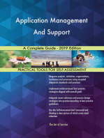 Application Management And Support A Complete Guide - 2019 Edition