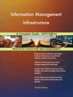Information Management Infrastructure A Complete Guide - 2019 Edition