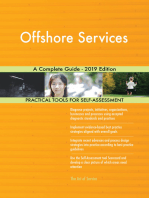 Offshore Services A Complete Guide - 2019 Edition