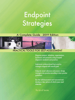 Endpoint Strategies A Complete Guide - 2019 Edition