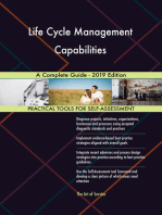 Life Cycle Management Capabilities A Complete Guide - 2019 Edition