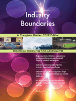 Industry Boundaries A Complete Guide - 2019 Edition