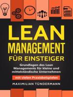 Lean Management für Einsteiger