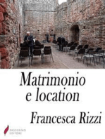 Matrimonio e location