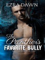 The Panther's Favorite Bully