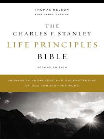 KJV, Charles F. Stanley Life Principles Bible, 2nd Edition, eBook: Growing in Knowledge and Understanding of God Through His Word