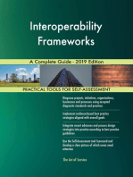 Interoperability Frameworks A Complete Guide - 2019 Edition