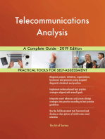 Telecommunications Analysis A Complete Guide - 2019 Edition
