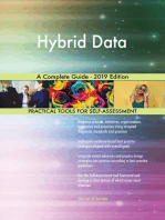 Hybrid Data A Complete Guide - 2019 Edition
