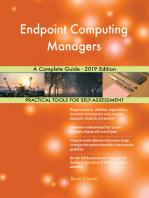 Endpoint Computing Managers A Complete Guide - 2019 Edition