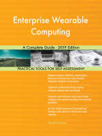 Enterprise Wearable Computing A Complete Guide - 2019 Edition