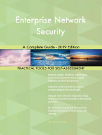 Enterprise Network Security A Complete Guide - 2019 Edition