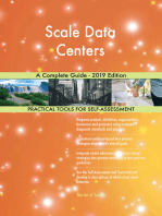 Scale Data Centers A Complete Guide - 2019 Edition
