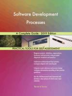 Software Development Processes A Complete Guide - 2019 Edition