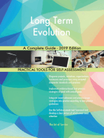 Long Term Evolution A Complete Guide - 2019 Edition